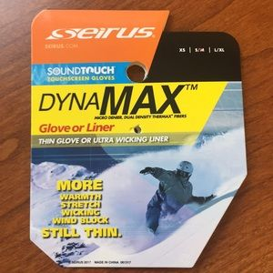Seirus Innovatio Accessories - Base layer ski gloves 🧤